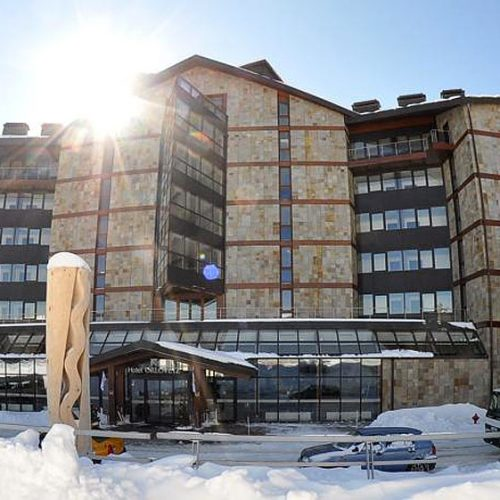 4. Hotel Orlovetz 5 - Pamporovo